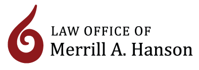 Law Office of Merrill A. Hanson