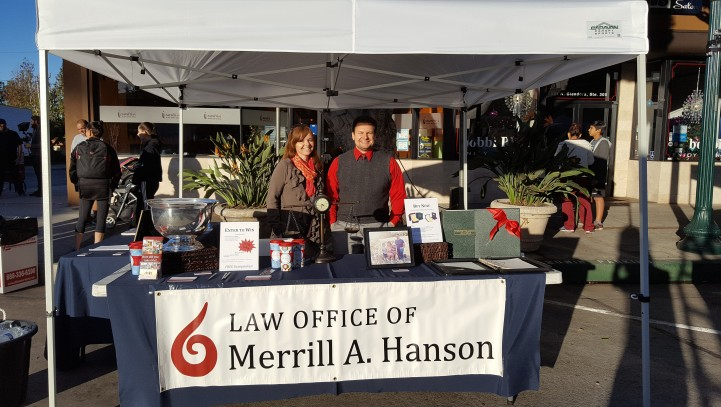 Law Office Supports Bryan Clay 5K Run