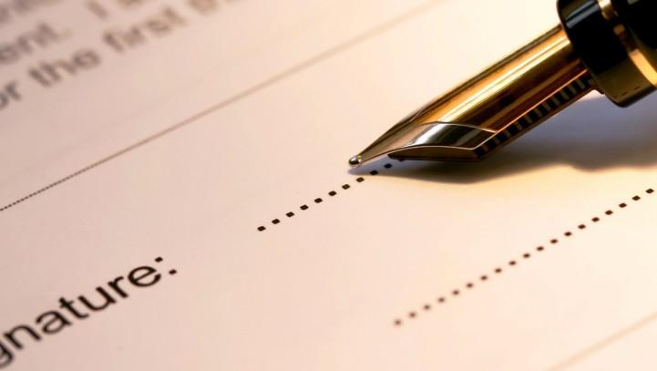 Public Service Announcement: No Online Notaries