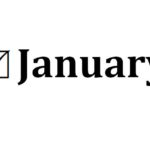 January Checklist